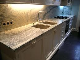 plan travail cuisine quartz plan de travail et cracdence en marbre
