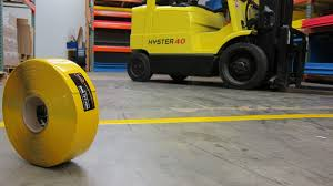 Floor Tape by Floor Tape Helps Boost Safety In Auto Shop Safety Blog And News