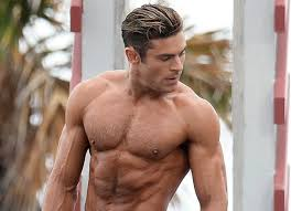 Zac Efron The About The Zac Efron Baywatch Physique Oz Fit