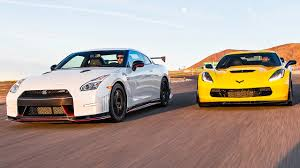 nissan gtr day hire 2015 chevrolet corvette z06 vs 2015 nissan gt r nismo head 2