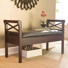 Wooden Entryway Bench Small Entryway Bench With Shoe Storage And Cushion Images Home