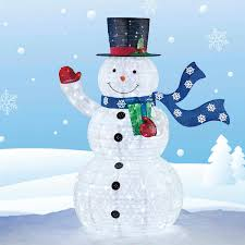 Frosty The Snowman Outdoor Decoration 72