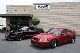 2004 Mustang Cobra Black 2003 2004 Mustang Cobra 4 6l Eibach Pro Kit Lowering Springs 3594140