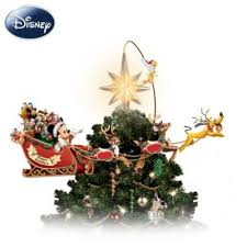 disneys timeless treasures tree topper