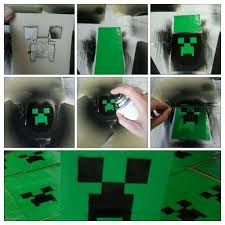 minecraft goody bags diy minecraft party favor ideas