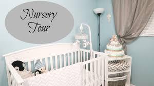 baby boy nursery tour youtube
