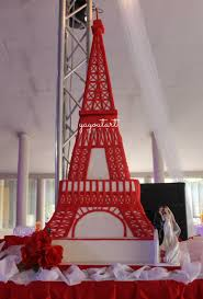 eiffel tower wedding cake cakecentral com