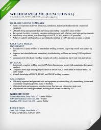 exles of functional resumes science industry resume exles welder functional resume sle