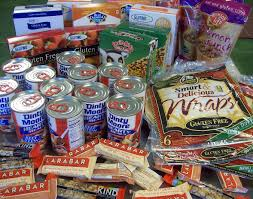 food care packages gluten free emergency food