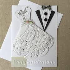bridal card handmade wedding card handmade wedding wedding card and cards