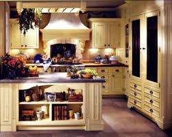 French Kitchen Cabinets Tuscan Kitchen Design White Cabinets Outofhome