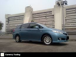 toyota wish buy used toyota wish 2 0 auto car in singapore 71 800 search