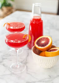 recipe blood orange mimosa pitcher cocktail kitchn