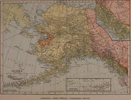 Alaska Map by File Hammond U0027s 8x11 Map Of Alaska 1910 Jpg Wikimedia Commons