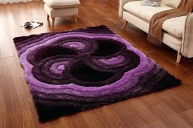purple accent rugs area rugs with purple accents shaggy design abstract floral spiral
