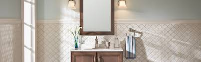 the home depot 4 ways to update your bathroom on a budget