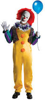halloween costumes for tall men amazon com rubie u0027s mens it the movie pennywise deluxe