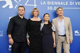 downsizing movie venice review alexander payne s satire downsizing presents an