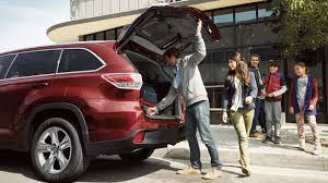 suv toyota 2017 toyota suvs model information toyota of irving