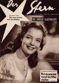 sissy pubic hair style 1954 10 17 der stern n 42 sissy pinterest romy schneider