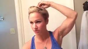 jamie eason bob haircut a quick and very rough video on how i fitness model writer