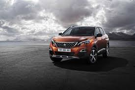 peugeot 3008 announcing the advanced new peugeot 3008 suv