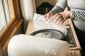 amazon com duck brand bubble wrap original cushioning 12 in x