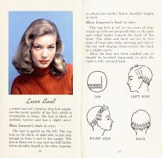 10 hollywood hairstyles of the 50s lauren bacall 1950s