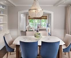 baroque beaded chandelier fashion boston traditional dining room