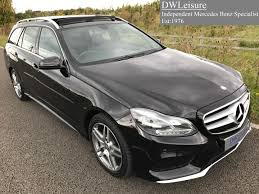used mercedes benz e class amg sport estate cars for sale motors