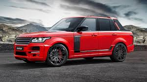 range rover sport modified is this the greatest modified range rover ever top gear