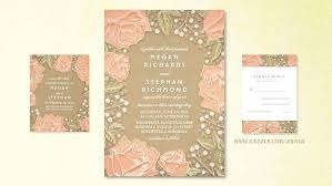 wedding invitations rochester ny lovely kraft paper wedding invitations and pink roses and breath