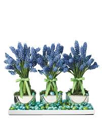 purple flower arrangements martha stewart