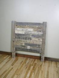 Distressed Wood Headboard by Queen Pallet Headboard With Washes Of Country Chic Rocky Mountain
