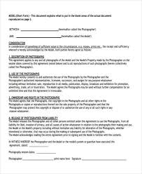 sample agency contract forms 8 free documents in word pdf