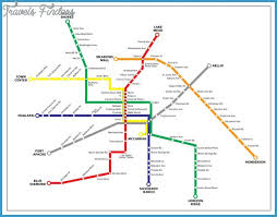 stl metro map st louis subway map travel map vacations travelsfinders com