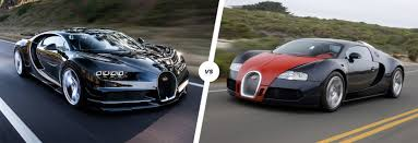 first bugatti ever made bugatti chiron vs veyron speed stats comparison carwow