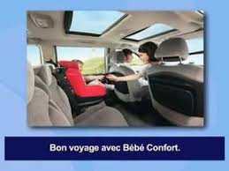 siege opal bebe confort installation à la route du siège auto groupes 0 et 1 opal de