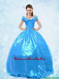 cinderella quinceanera high fashion gown the shoulder cinderella quinceanera