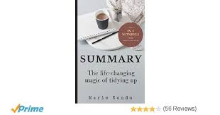 marie kondo summary summary the life changing magic of tidying up by marie kondo in a