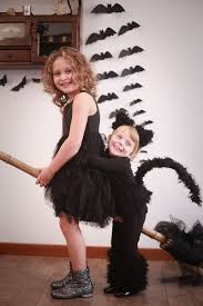 witch costume for cats halloween kids costumes witch and cat part ii fannice kids fashion