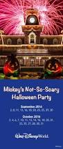 Mickey U0027s Not So Scary Halloween Party 2016 Is Full Of Scary Family