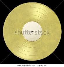 gold photo album gold record stock images royalty free images vectors