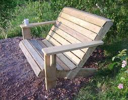 Outdoor Wood Bench Instructions by 25 Best Wooden Chair Plans Ideas On Pinterest Wooden Garden
