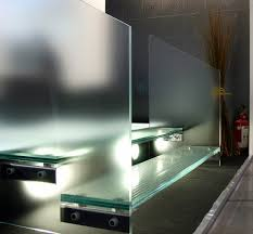 furniture panel glass for interior fittings crisamar step