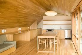 brilliant garage apartment maximizes space with custom multi