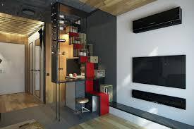 Meters To Feet Squared Micro Home Design Super Tiny Apartment Of 18 Square Meters