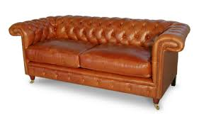 Leather Chesterfield Sofa Traditional Classic The Chelsea - Chelsea leather sofa