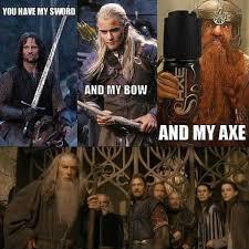 Second Breakfast Meme - the hobbit the best middle earth memes smosh