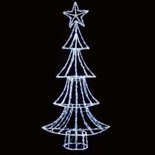 accessories outdoor tree lights lights white led